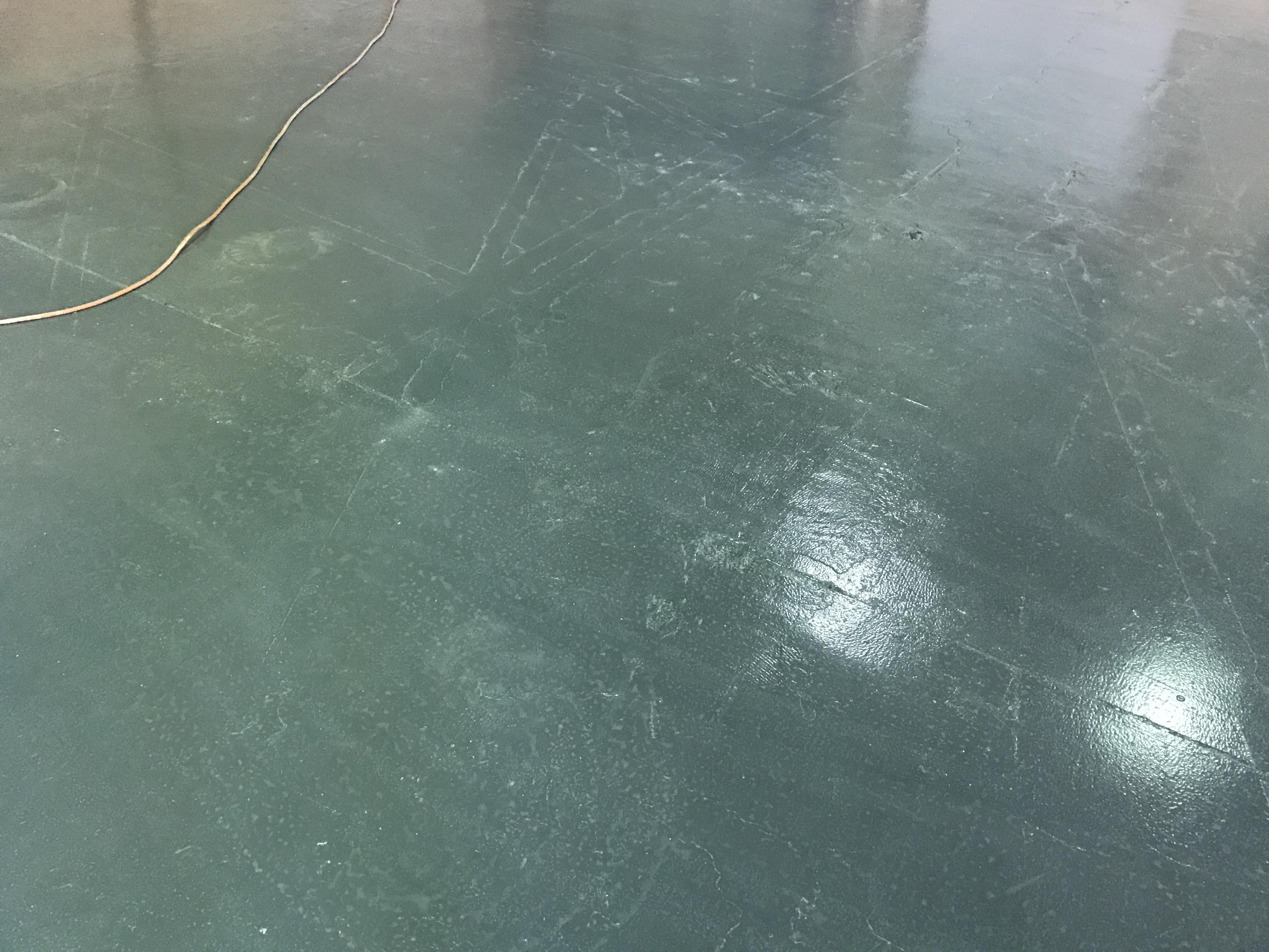Epoxy Flooring Gei Painting